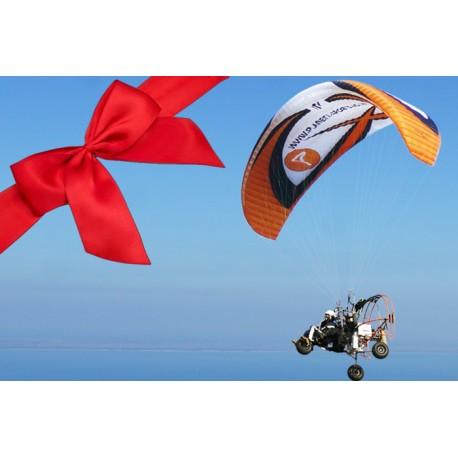 "Bon cadeau ""vol en ULM"""