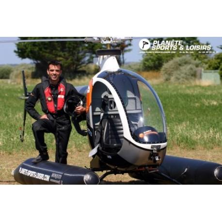 Notre hélicoptère