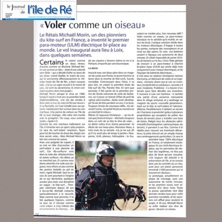 Journal des propriétaires (avril / mai 2011)