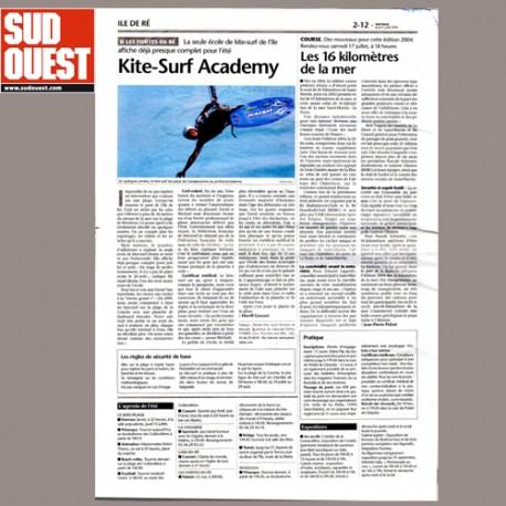 SUD OUEST (juillet 2004)