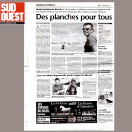 SUD OUEST (septembre 2005)
