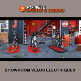 Showroom Vélos électriques