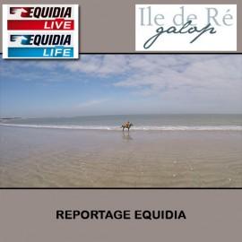 Reportage Equidia (2015)