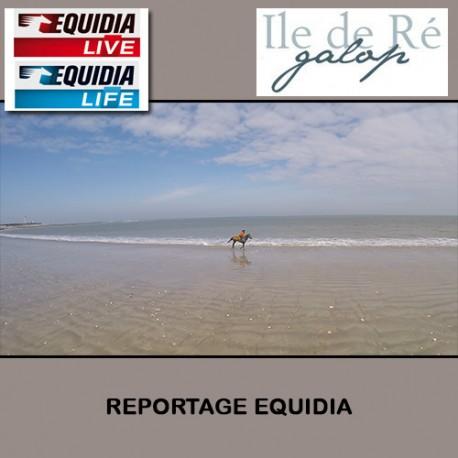 Reportage Equidia