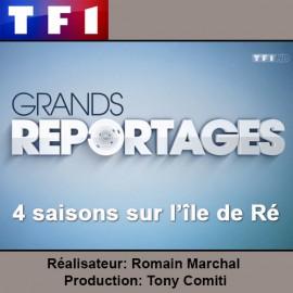 GRAND REPORTAGE TF1 (2015)