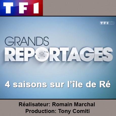 GRAND REPORTAGE TF1 (15 novembre 2015)