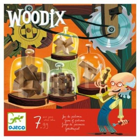 6 Casse-tête - Woodix
